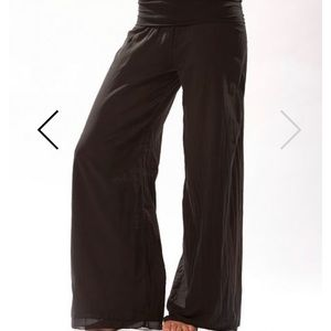 Hard Tail- Caribbean yellow double roll down pants